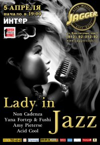 Lady in jazz